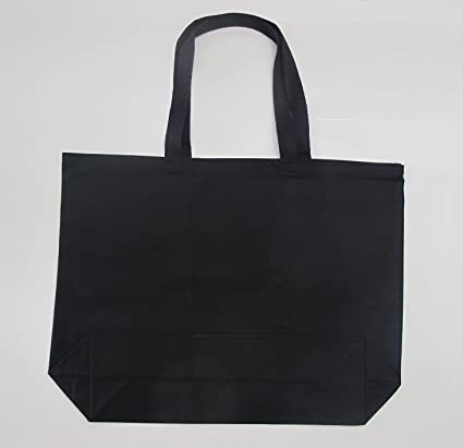 Image Unavailable. Image not available for. Color  Heavy Canvas Tote Bag  Jumbo ... 054f9a231471d