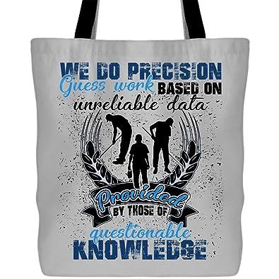 Amazon.com: We Do Precision Guess Bolsas de trabajo – bolsas ...