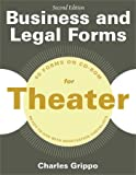 Business and Legal Forms for Theater, Second
