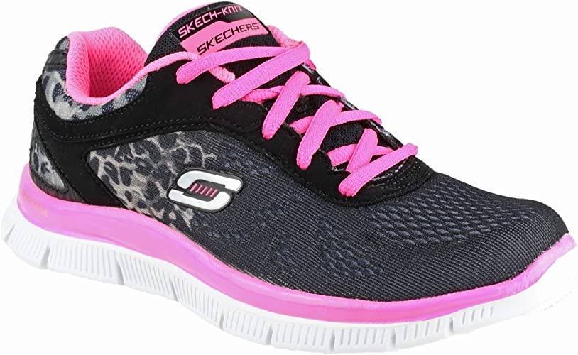 Skechersflex Appeal Serengeti - Zapatillas de Running Chica, Color ...