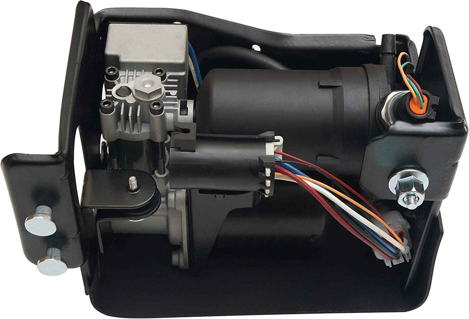 Air Compressor Pump Fit For Chevrolet Chevy Escalade Avalanche Suburban Tahoe Yukon 15254590 19299545