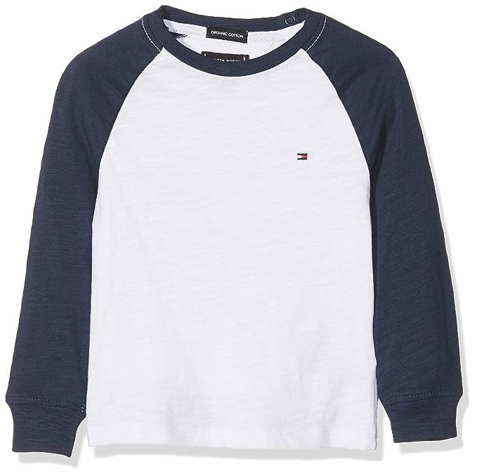 Tommy Hilfiger Essential Raglan Knit L/s Camisa Manga Larga ...
