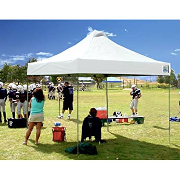 Super Lightweight Pop-Up Canopy  sc 1 st  Amazon.com & Amazon.com : Undercover Aluminum 8 x 8 ft. Super Lightweight Pop ...