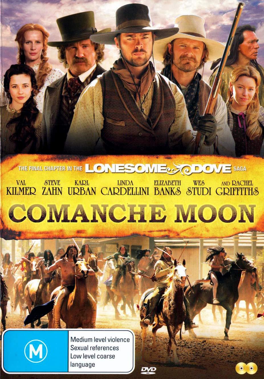 15e8f10ed Amazon.com: Comanche Moon: Linda Cardellini, Steve Zahn Elizabeth ...