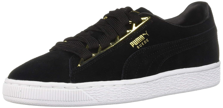 sports shoes 3abf2 76ba0 PUMA Women's Suede Jewel WN's Sneaker