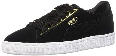 sports shoes dbbce eb313 PUMA Women's Suede Jewel WN's Sneaker