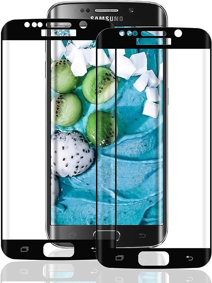 Schutzfolie Für Samsung Galaxy S7 Edge Panzerglas 9h Elektronik