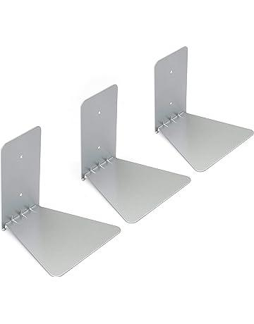 Umbra 330639-560, Estante invisible de metal, plateado, 12,7 x