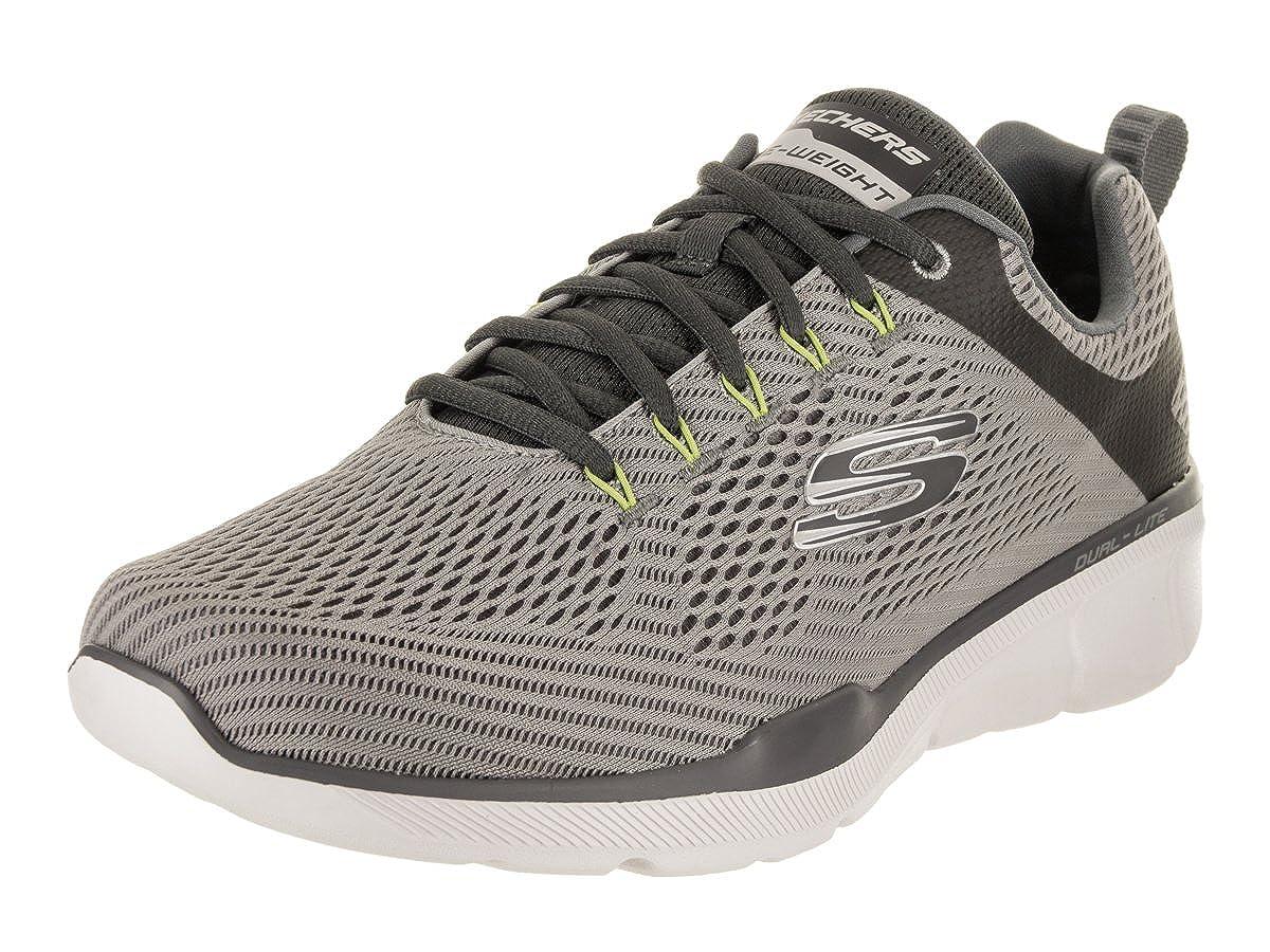 | Skechers Men's Equalizer 3.0 Wide Gray
