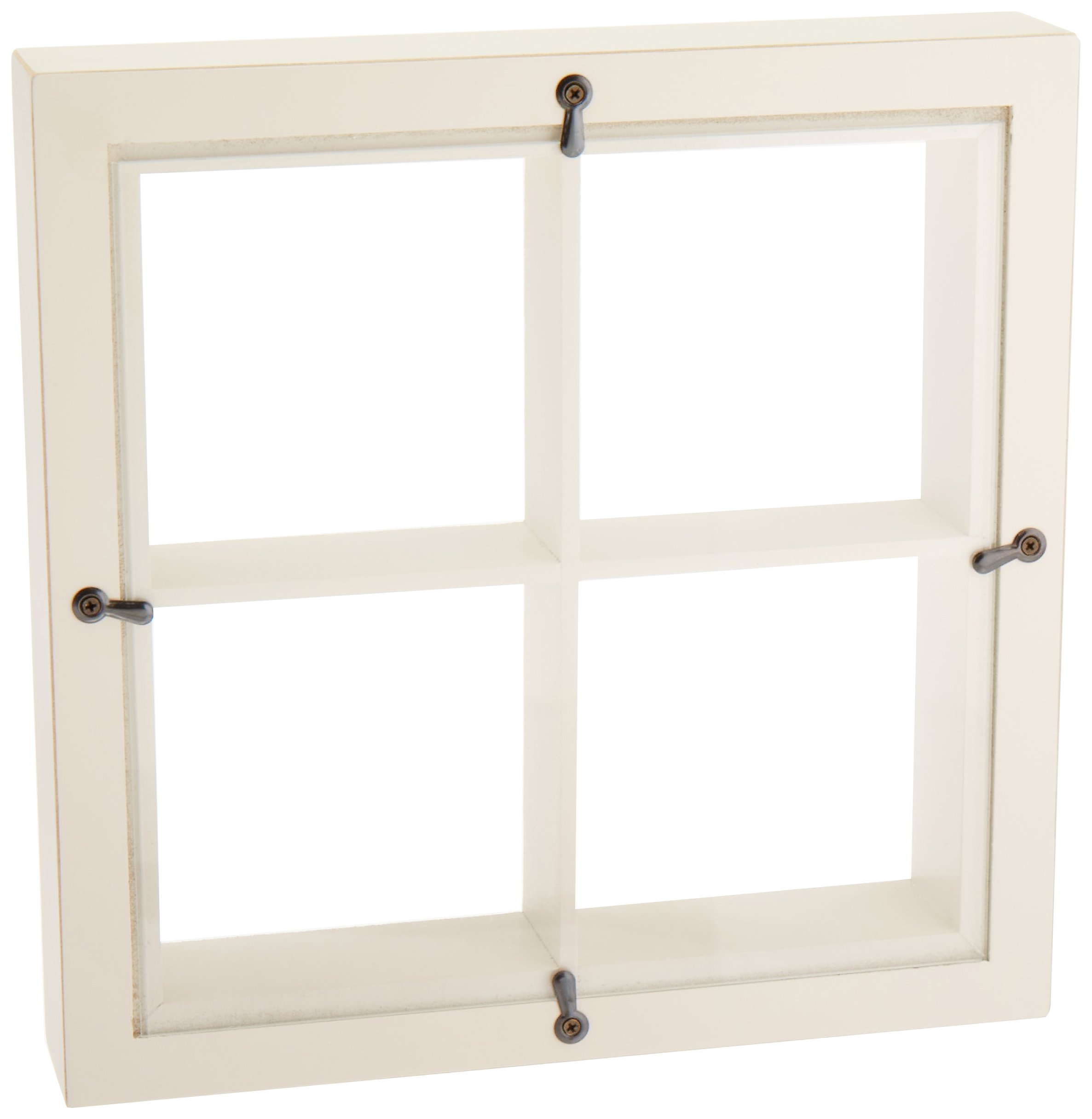 Graphic 45 Window Shadow Box, Ivory