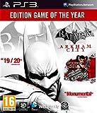 Batman Arkham City - édition jeu de l'année