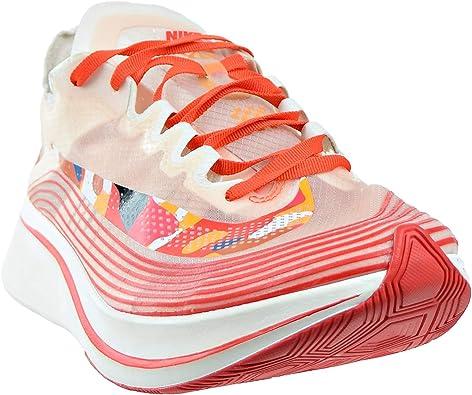 Plisado Convocar Esperar algo  Amazon.com: Nike Zoom Fly SP Camouflage - Zapatos para hombre, color naranja,  negro y azul, Naranja, 7.5: Shoes