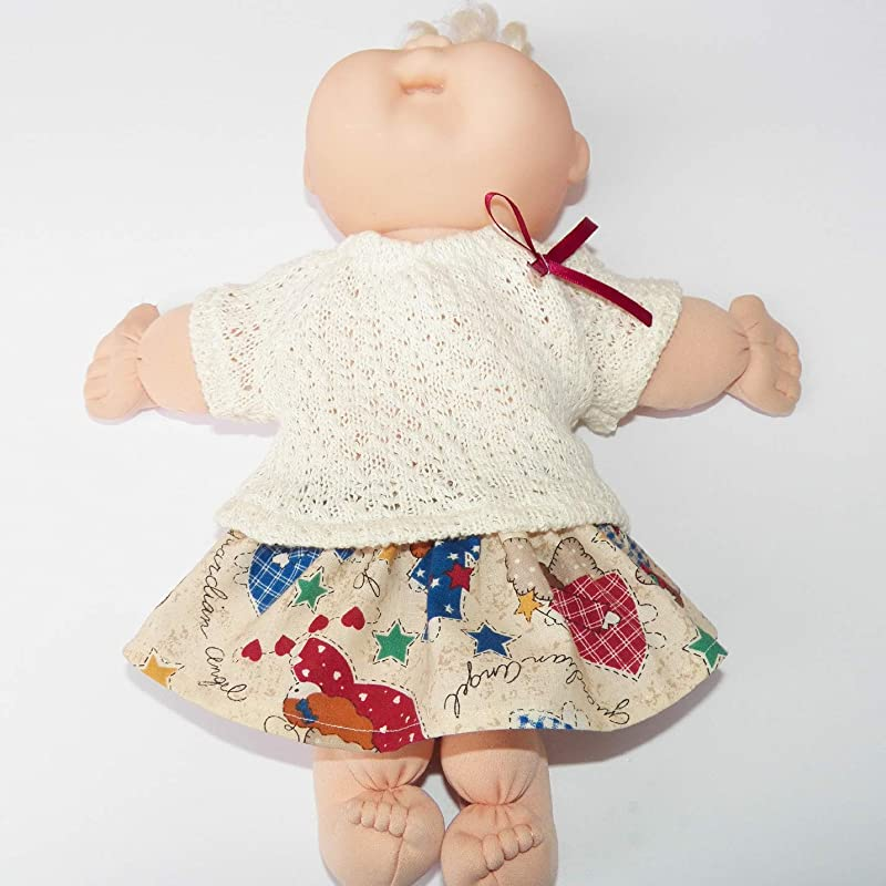 16 inch or Preemie Boy Doll Clothes Three Diapers Cabbage Patch Kids 14