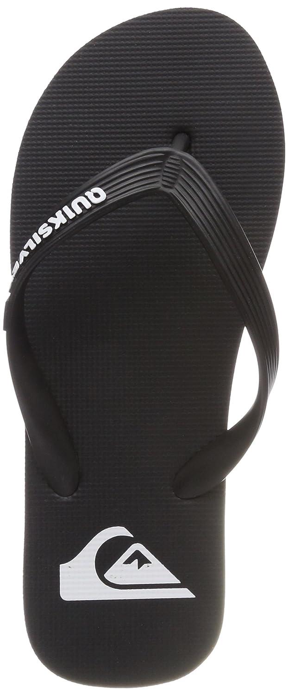 TALLA 42 EU. Quiksilver Molokai-Flip-Flops For Men, Zapatos de Playa y Piscina para Hombre
