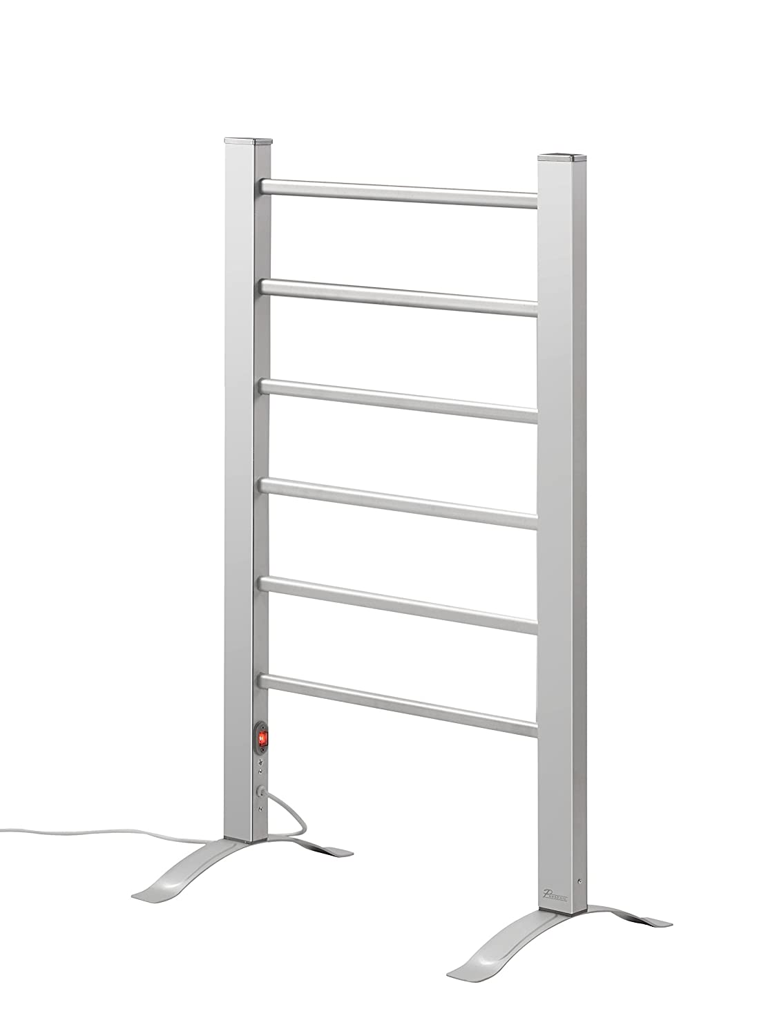 Pursonic TW300 6-Bar Freestanding or Wall Mountable Towel Warmer