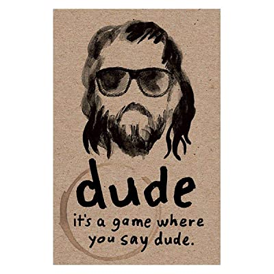 North Star Games Dude Card Game: Toys & Games