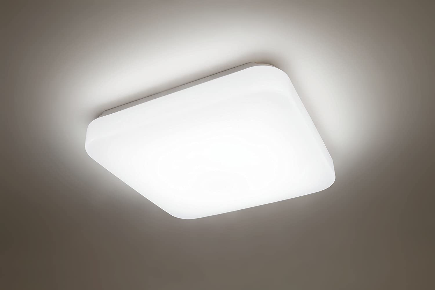 Philips mauve lampada da soffitto led forma quadrata 2000 lm