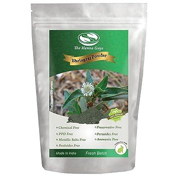 Bhringraj Powder (Eclipta Alba) - 100% Natural Pure & Natural Herbal  powder, Finely ground for