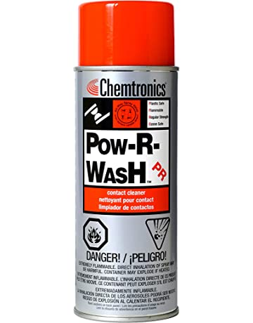 Chemtronics Pow-R-Wash Electronics Cleaner - Spray 340 G Aerosol Can - ES1605
