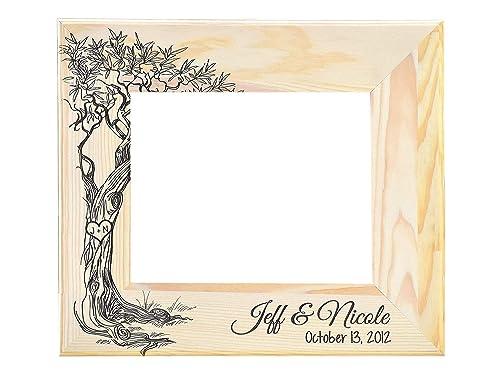 Picture frame rectangular frame Wooden Photo Frame wooden frame handmade frame rustic picture frame