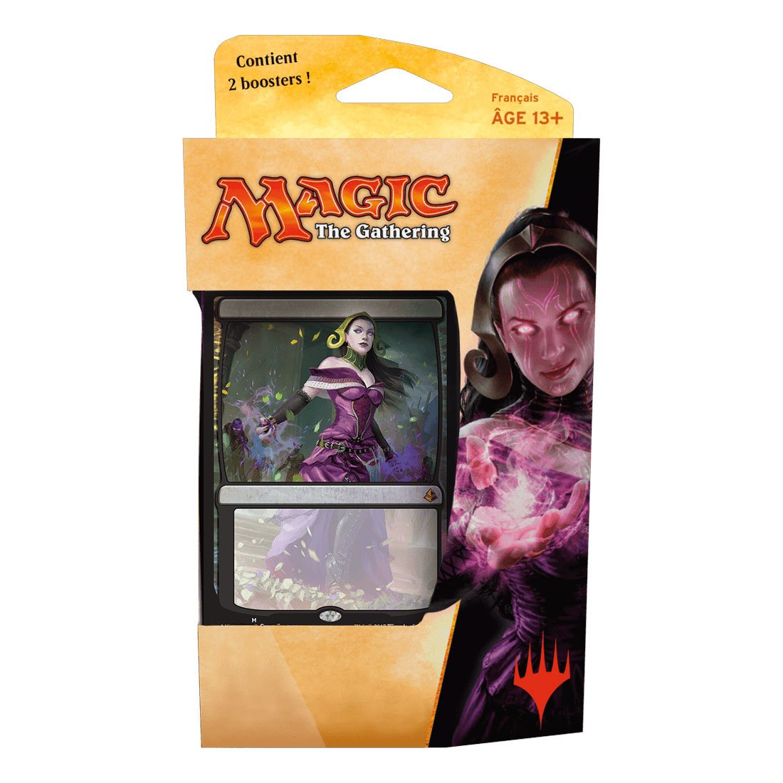 Magic The Gathering Amonkhet Planeswalker Deck Francais 1 Deck Random selection
