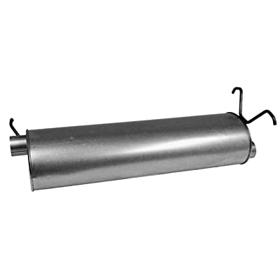 Walker 21521 Quiet-Flow Stainless Steel Muffler: Automotive