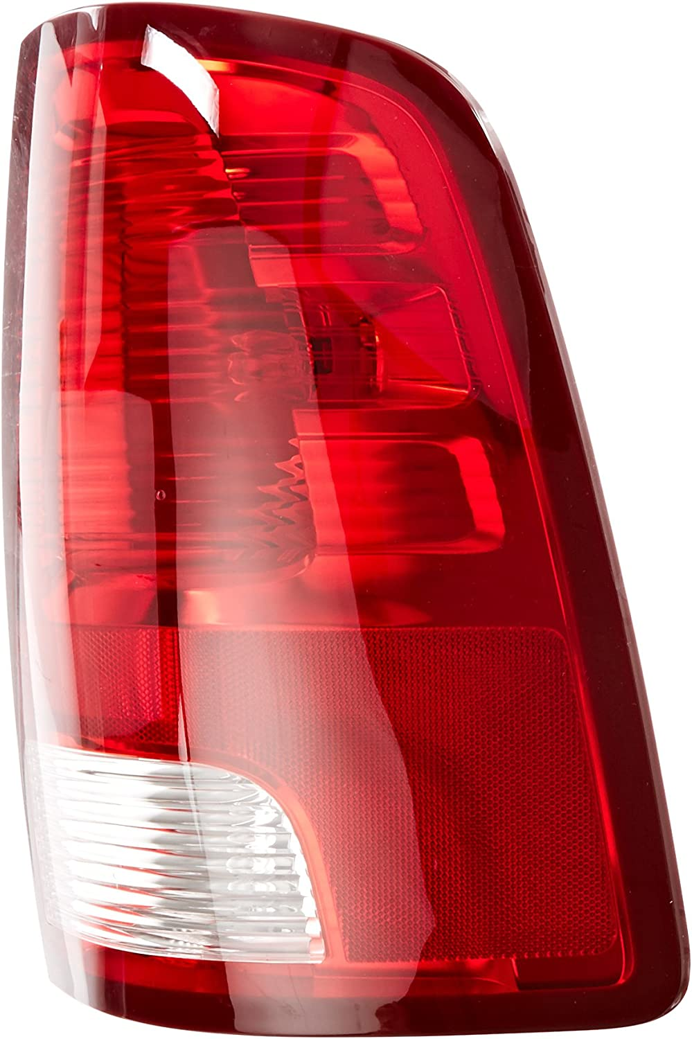 Sherman Replacement Part Compatible with Dodge Pickup Passenger Side Taillight Lens-Housing Partslink Number CH2819124
