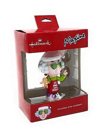 Hallmark Maxine Christmas Tree Ornament - Amazon.com: Hallmark Maxine Christmas Tree Ornament: Home & Kitchen