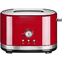KitchenAid Proline 2 Slice Toaster, Empire Red