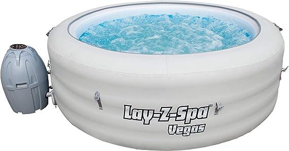 BESTWAY 54112 Lay-Z-SPA Vegas Airjet, M: Amazon.es: Deportes y aire libre
