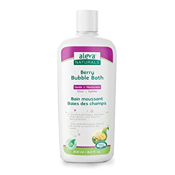 Image result for Aleva Natural Berry Bubble Bath