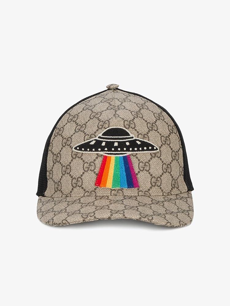 Gucci Boina - para hombre Beige beige Large: Amazon.es: Ropa y ...