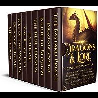 Dragons & Lore: Nine Dragon Novels (English Edition)