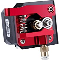 Redrex Opgegradeerde Aluminium Bowden Extruder 40-tande MK8-aandryftoerusting vir ANYCUBIC Chiron, I3 Mega 3D-drukker…