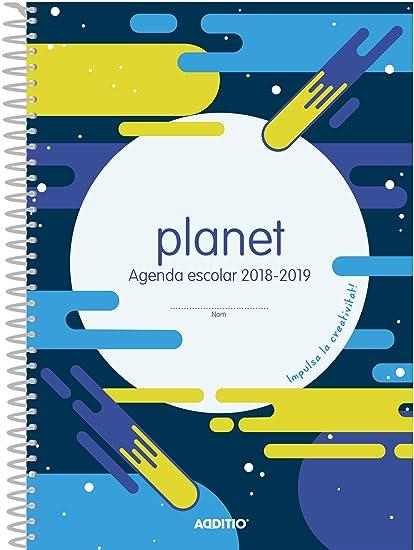 Additio A121 - Agenda Planet 2018-19 para educación primaria ...