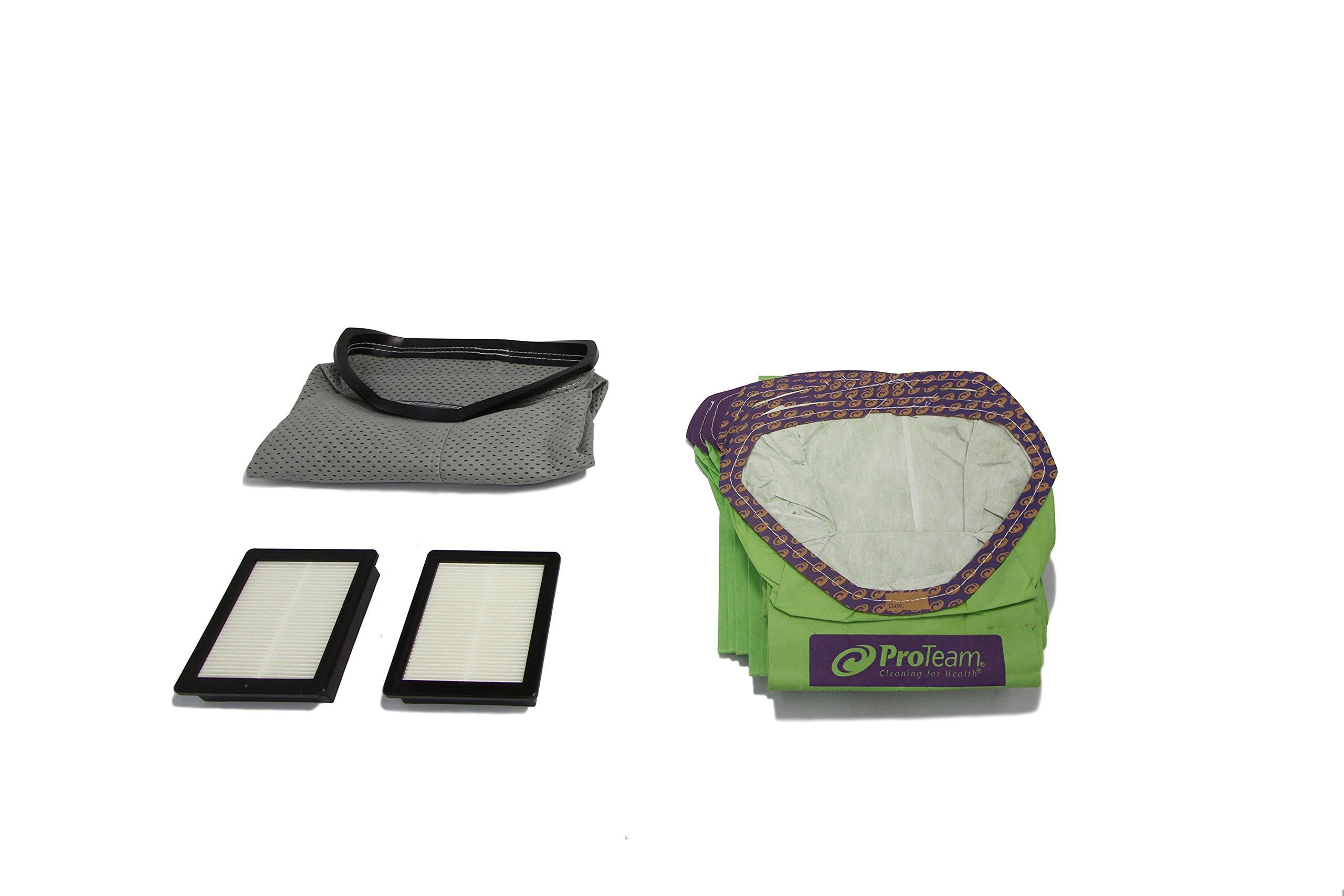 ProTeam Super Coach Pro 6qt Maintenance Pack with 20 Bags