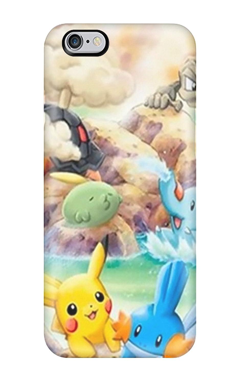 De primera clase para iphone 6 Plus protección Dual Pokemon ...