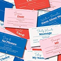 20 Fun and Romantic Love Coupons/Vouchers for Him, Her, Husband, Wife, Boyfriend, Girlfriend, and Couples for Valentine…