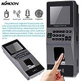 KKmoon Serratura Biometrica di Impronta Digitale Sistema di Controllo Accessi TCP/IP, RS485 Presenze Macchina Elettrica RFID Scheda Lettore Sensore