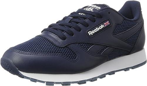 Reebok Classic Leather, Men's Low-Top