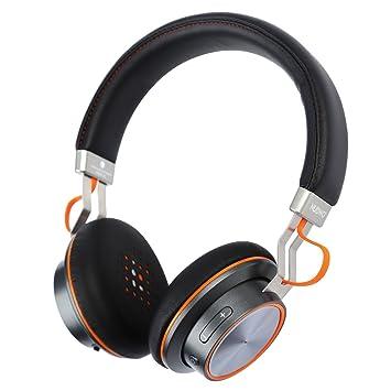 NUBWO Bluetooth Auriculares de Diadema, estéreo Auriculares inalámbricos con micrófono para iPhone teléfono Tablet PC: Amazon.es: Electrónica