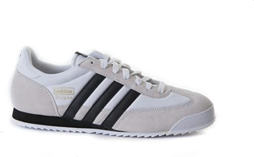 adidas Dragon White Trainers for Men