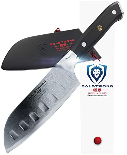 Compra DALSTRONG Cuchillo Santoku Mini - Shogun Series - 12 ...