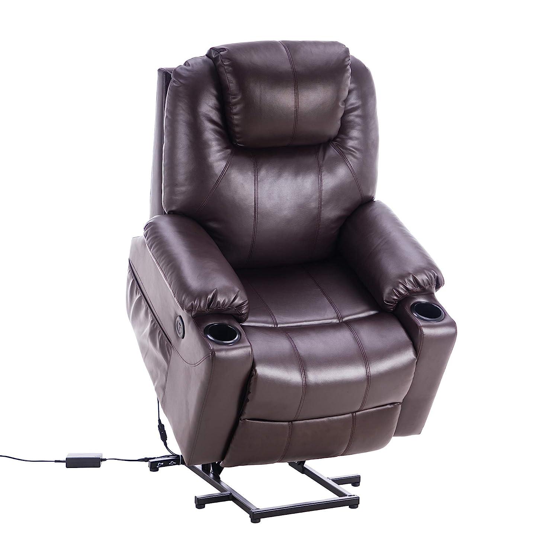 7040DB Fauteuil de Relaxation /électrique Chauffage USB MCombo