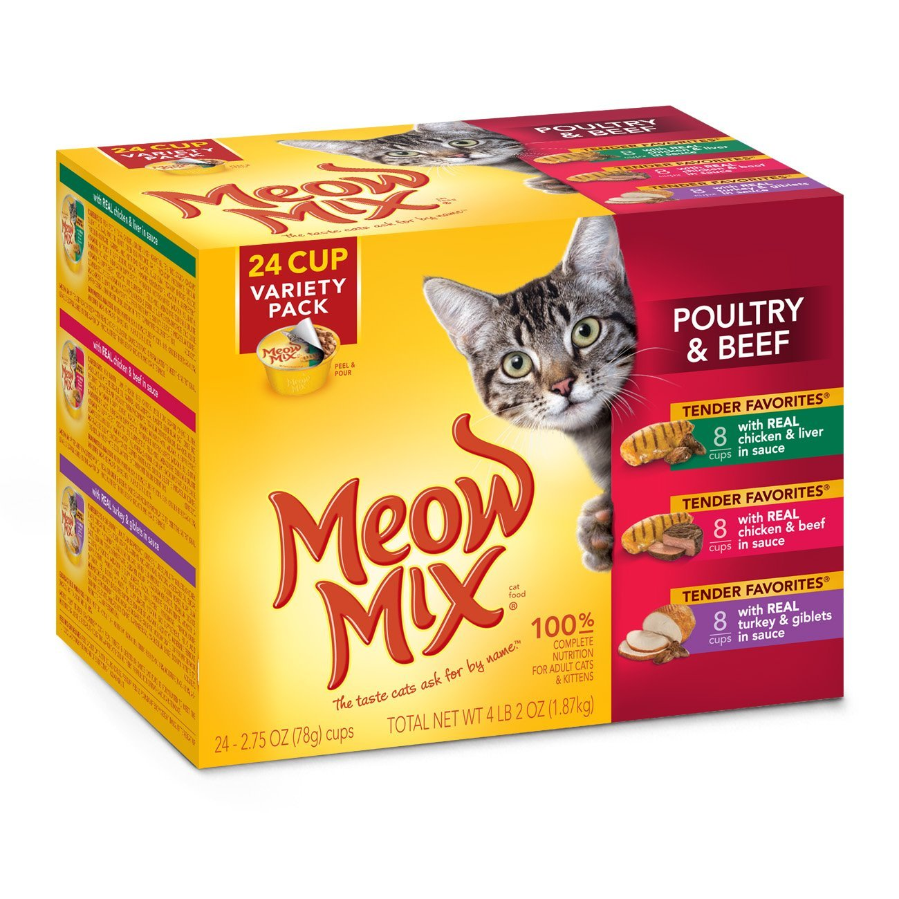 Top 10 Best Canned Cat Food Reviews in 2020 5