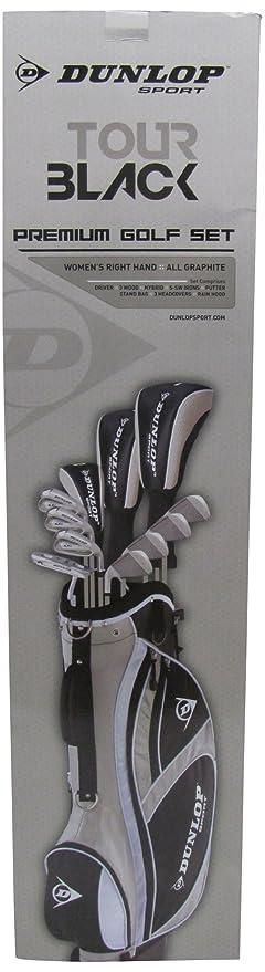 Amazon.com: Dunlop ddh-tb2-pac-lrh Club de Golf Set, 5-PW ...