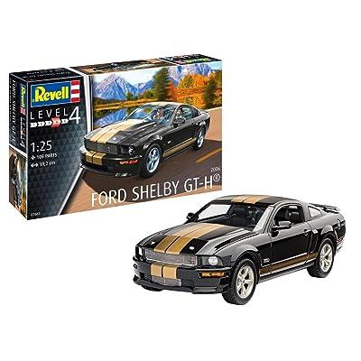 Revell 07665 1:25 Shelby GT-H (2006) Plastic Model Kit 1/25: Toys & Games