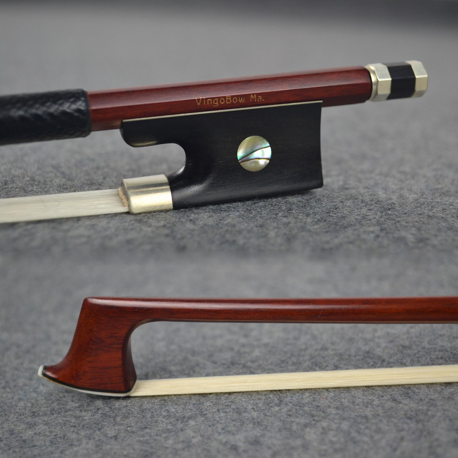 VingoBow 4/4 Master Genuine Pernambuco Violin Bow Art No.920V