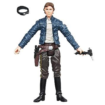 STAR WARS The Empire Strikes Back The Vintage Collection – Han Solo – Figura de Traje de Espina