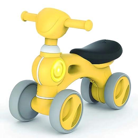 CCFCF Bicicletas de Equilibrio para bebés, Andador para niños de ...